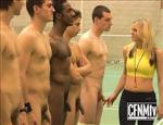 Jocks trainer - legendary cfnm adventure featuring naked jocks, cheerleaders and a strict female teacher